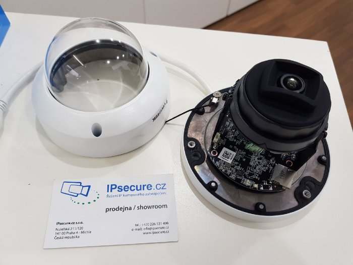 Venkovní IP kamera VIVOTEK FD9360-HF2 detail