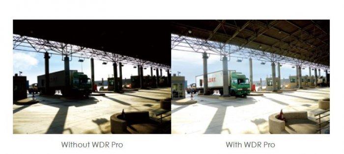 Venkovní IP kamera VIVOTEK FD9367-EHTV ukázka WDR Pro