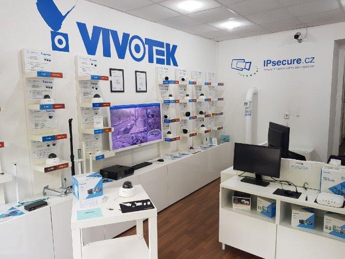 Venkovní bezpečnostní IP kamera VIVOTEK FD9368-HTV prodejna VIVOTEK