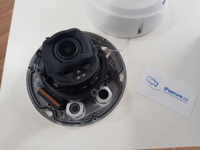 Venkovní IP kamera VIVOTEK FD9387-HTV detail