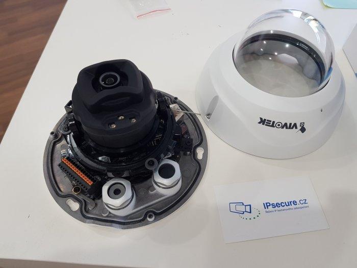 Venkovní IP kamera VIVOTEK FD9387-HV detail