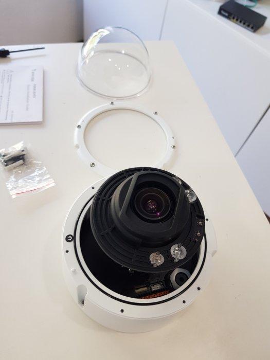 Venkovní IP kamera VIVOTEK FD9391-EHTV detail