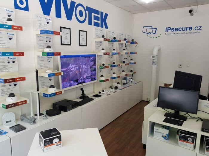 Vnitřní IP kamera VIVOTEK FE8180 balení