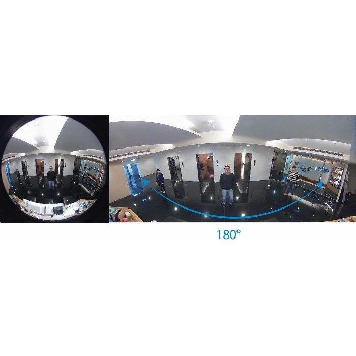 Vnitřní IP kamera VIVOTEK FE8180 ukázka záběrů