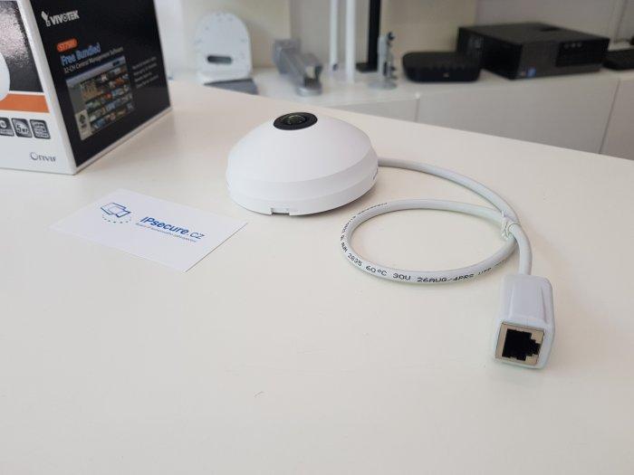 Vnitřní IP kamera VIVOTEK FE8180 detail