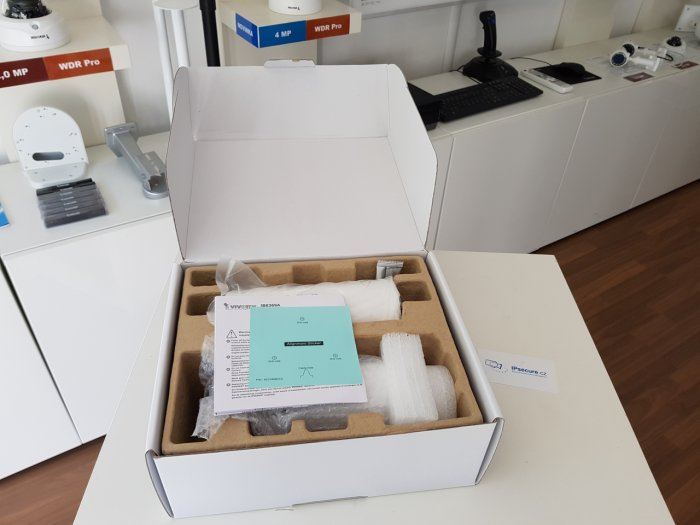 Venkovní IP kamera VIVOTEK IB8369A balení