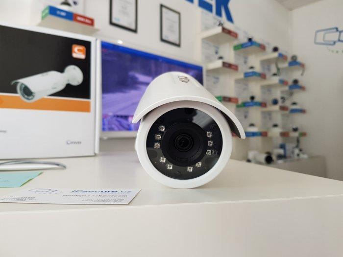 Venkovní IP kamera VIVOTEK IB8369A detail
