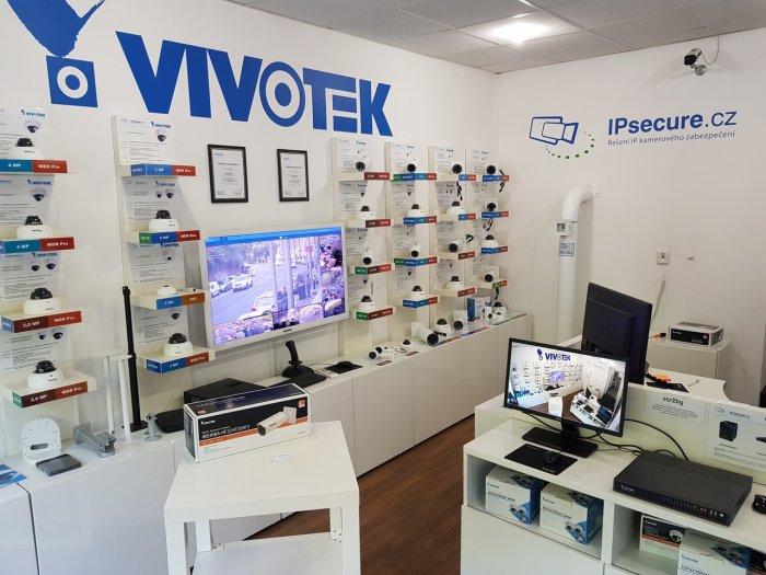 Venkovní IP kamera VIVOTEK IB836BA-HF3 balení