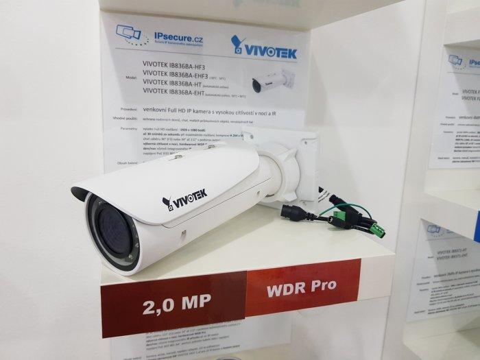 Venkovní IP kamera VIVOTEK IB836BA-HF3 na prodejně