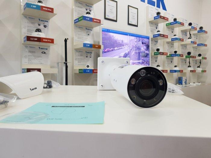 Venkovní IP kamera VIVOTEK IB8377-HT detail