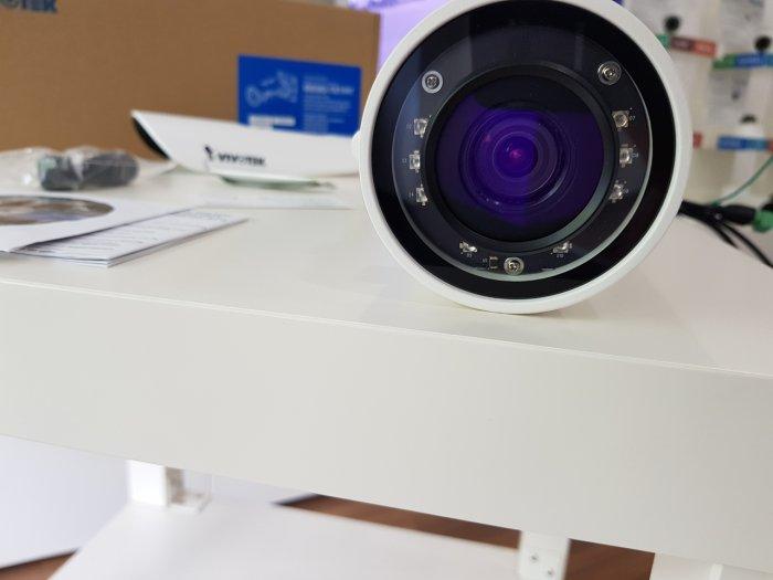 Venkovní IP kamera VIVOTEK IB8382-ET detail