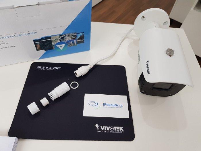 Venkovní IP kamera VIVOTEK IB9368-HT venkovní konektor
