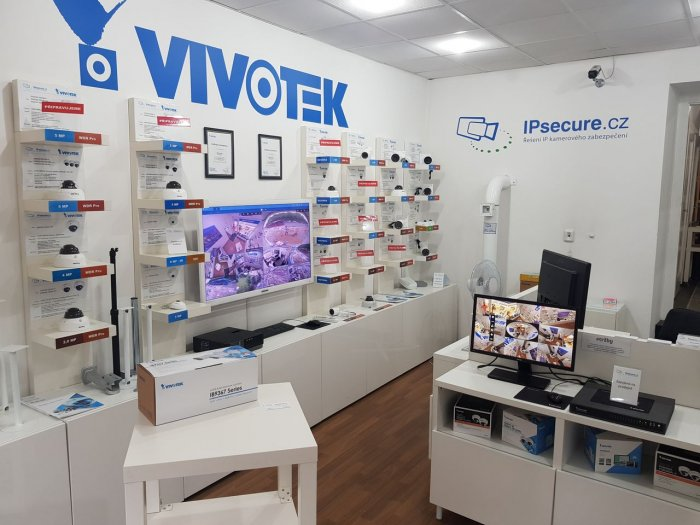 Venkovní IP kamera VIVOTEK IB9387-HT prodejna VIVOTEK