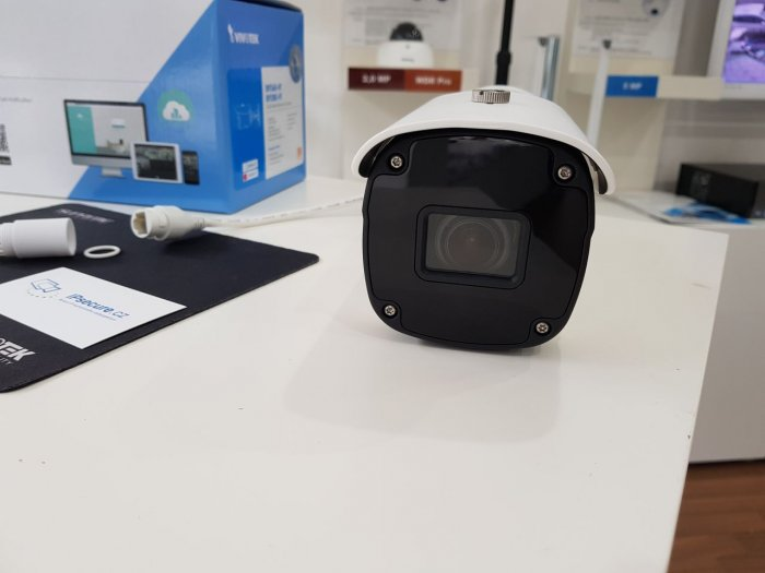 Venkovní IP kamera VIVOTEK IB9388-HT detail