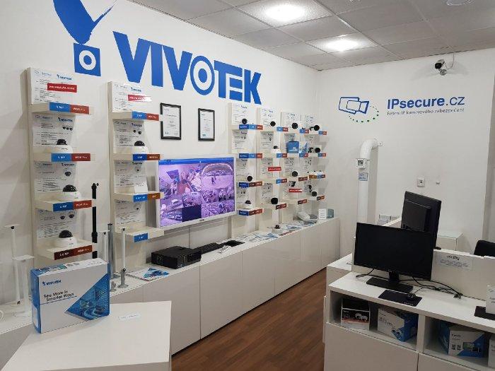 Venkovní IP kamera VIVOTEK IB9389-HT showroom VIVOTEK