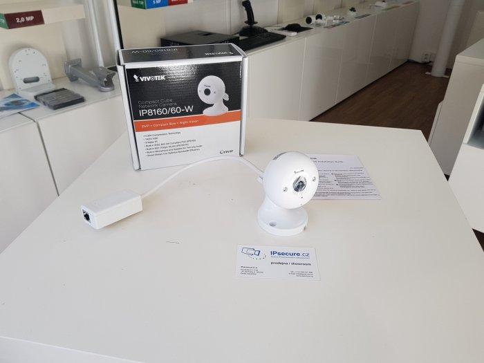 Vnitřní IP kamera VIVOTEK IP8160 VIVOTEK IP8160 obsah balení