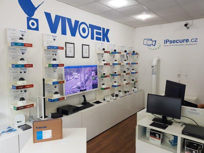 Vnitřní IP kamera VIVOTEK IP9191-HP balení