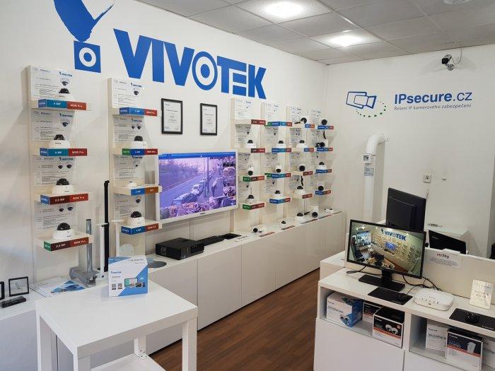 Venkovní IP kamera VIVOTEK IT9389-HF2 showroom