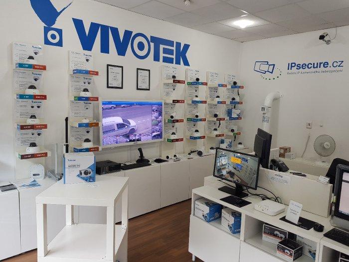 Venkovní IP kamera VIVOTEK MS9390-HV na prodejně VIVOTEK