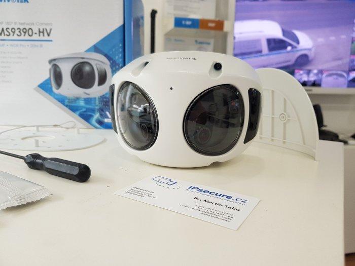 Venkovní IP kamera VIVOTEK MS9390-HV detail