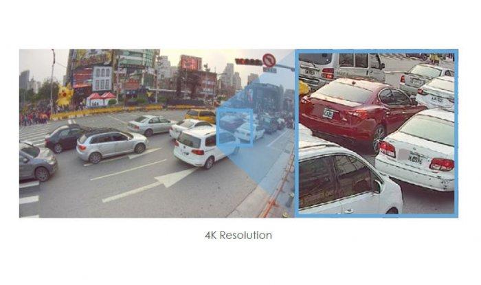Záznamové zařízení NVR VIVOTEK ND9424P podpora 4K kamer a 4K monitorů