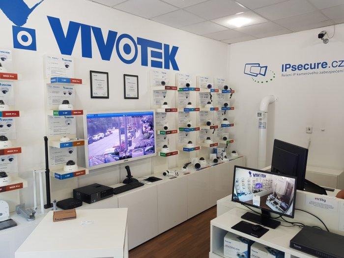 Převodník analogu na IP VIVOTEK VS8100 balení