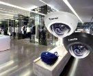 Vnitřní IP kamerové systémy